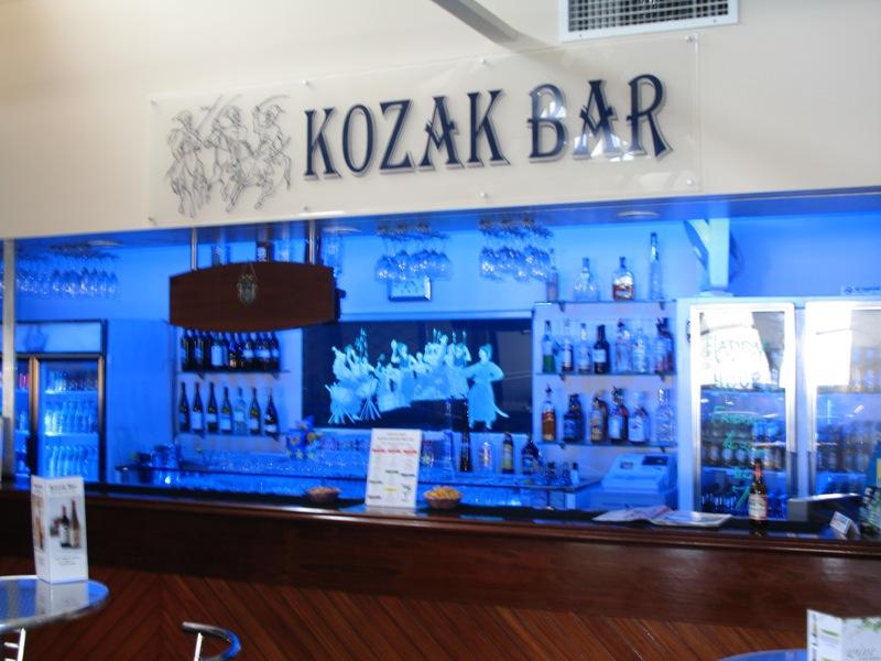 Kozak Bar